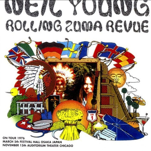 Neil Young & Crazy Horse - Rolling Zuma Revue