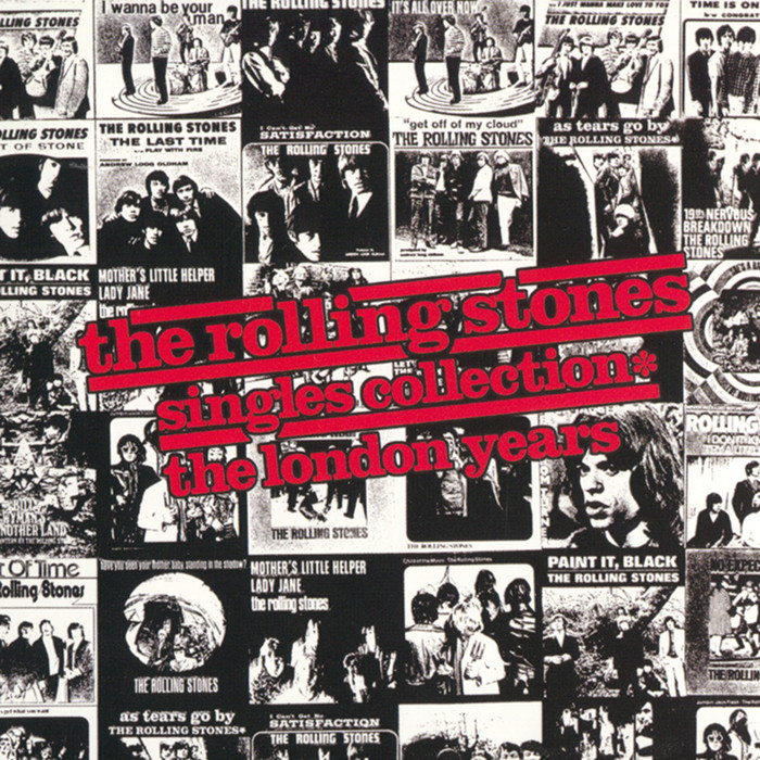The Rolling Stones - Singles Collection