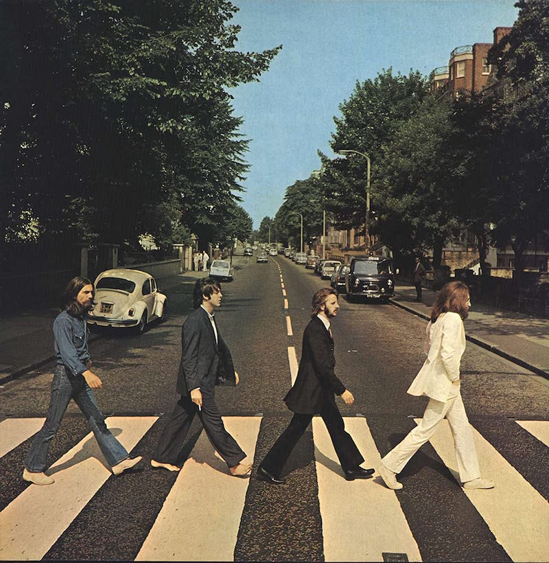 The Beatles - Abbey Road cover