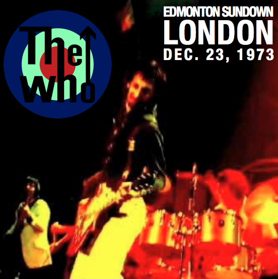 The Who - Edmonton Sundown 1976