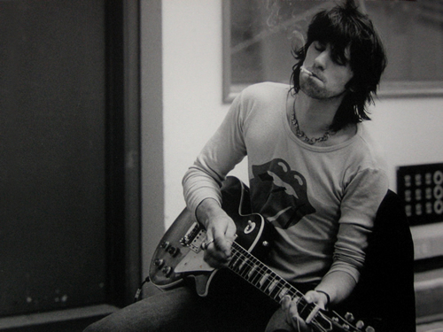 Keith Richards, March 28, 1972
